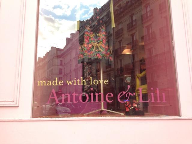 Antoine et Lily Paris Aimee Cartier blog