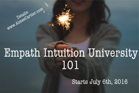 Empath University with Aimee Cartier