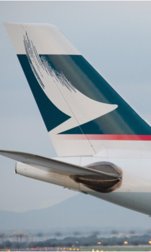 cathay pacific livery tail