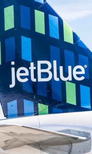 jetblue livery tail