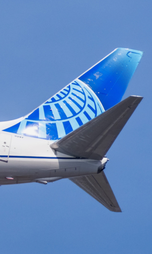 united airlines livery