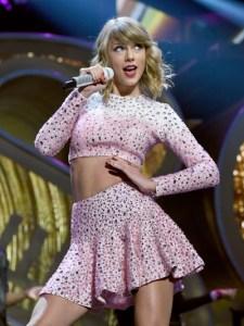 Taylor Swift, tagged to headline Jefferson Parish's Family Gras 2008