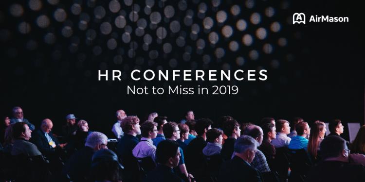 2019 HR conferences