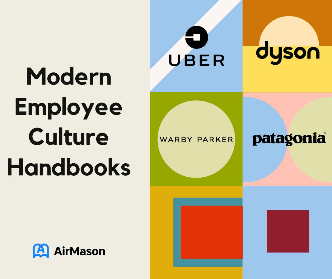 Modern Culture Employee Handbooks