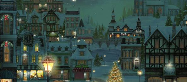 Christmas Calendar Giveaway
