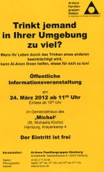 Plakat: Michelmeeting 2012