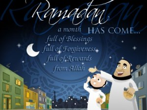 Ramadan is Coming: 4 New Greeting Cards