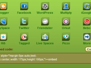 Widget Islami Alhabib sebagai Vista Sidebar Gadget dan Yahoo! Widget