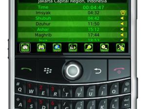 Wasolim: Aplikasi Waktu Sholat Gratis untuk Blackberry