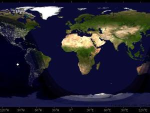 Inilah Wilayah Yang Bisa Melihat Matahari di Atas Ka'bah