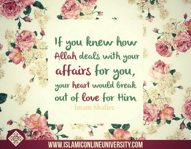 islamic-quote-picture-if-you-know-Allah-love