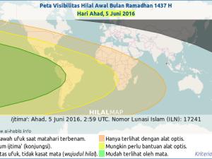 Kapan Bulan Ramadhan 1437 H (2016) Dimulai?