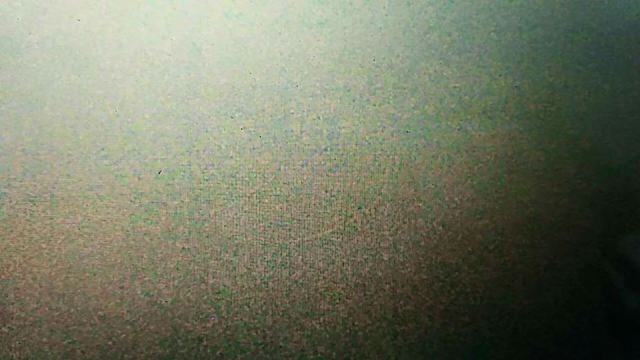 Foto CCD dari citra hilal yang tertangkap teleskop pada petang hari Selasa, 22 Agustus 2017 di Sumba, Nusa Tenggara Timur, Indonesia oleh tim BMKG.