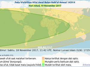 Kapan Bulan Rabi'ul Awwal 1439 H Dimulai?