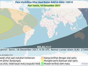 Kapan Rabi'ul Akhir 1439 H Dimulai?