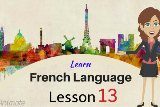 Learn French step by step with this 2 minutes video