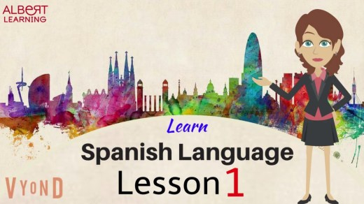 Learn Spanish online with trainers at an affordable price.
