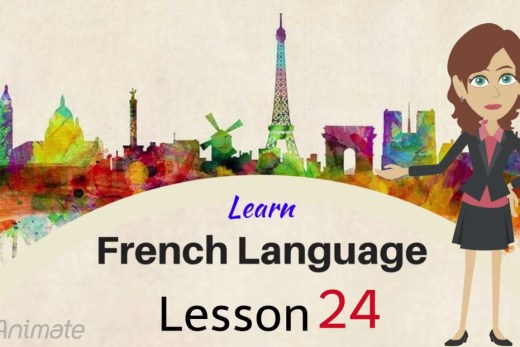 With this video learn how to have conversation in French.