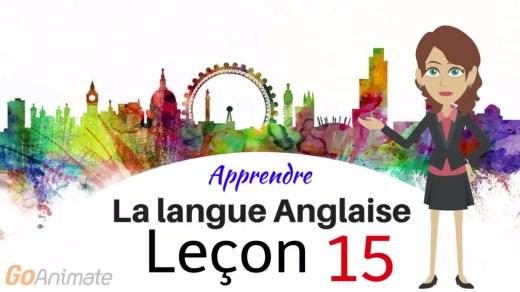 Apprenez le français en 2 minutes avec cette vidéo.