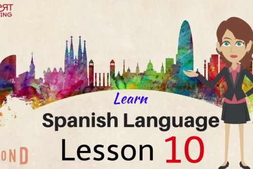 Learn Spanish in 2 minutes with this video.