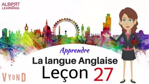 Apprendre le vocabulaire sur les compétences de conversation de tous les jours en anglais
