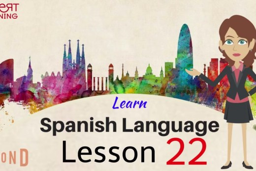 Learn Spanish online by watching videos. Learn Spanish Speaking and be a pro.