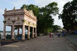 Similarité entre l'architecture indienne et française