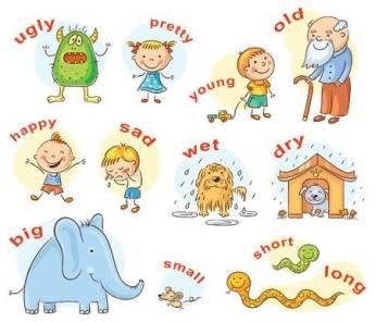 apprenez les mots anglais: mots de base en anglais
