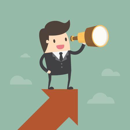 Expressions-anglais-des-affaires-image-de-Une-vue d'ensemble