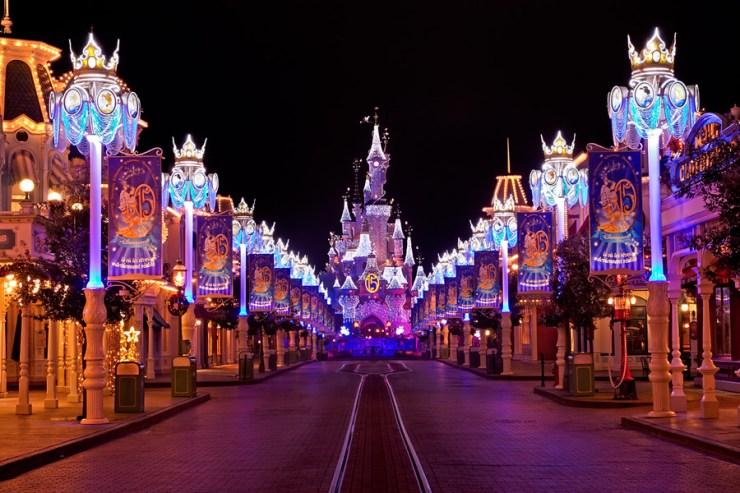 Disneyland in Paris