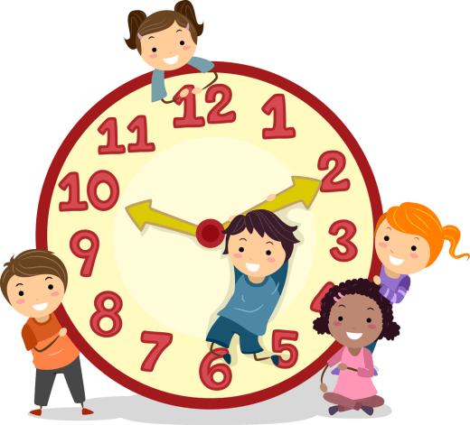 Comment dire l'heure en anglais?