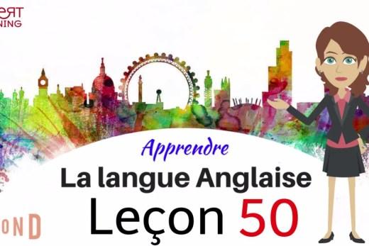 Parlez en anglais avec l'aide de cette video en anglais