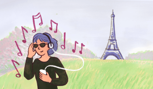 Learn french through songs