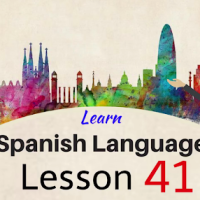 Learn spanish vocabulary easily by watching this 2 minute video.