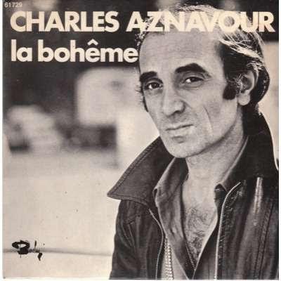 learn french thorugh la boheme by charles aznavour