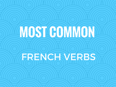 Verbs in French