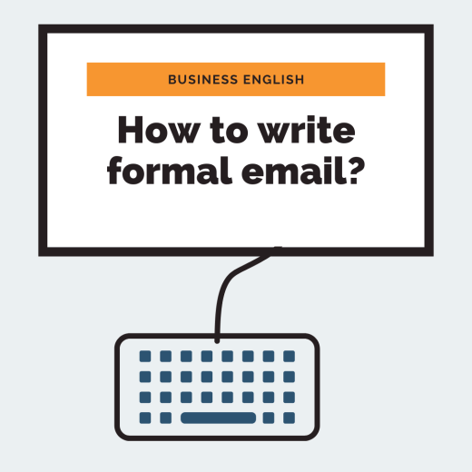 email formel
