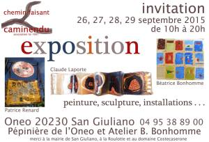 Invitation expo Onéo