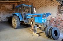 005 Tractor Ebro Castilfalé
