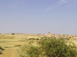 029 Paisaje de la Tierra Llana Leonesa Santa Cristina de Valmadrigal
