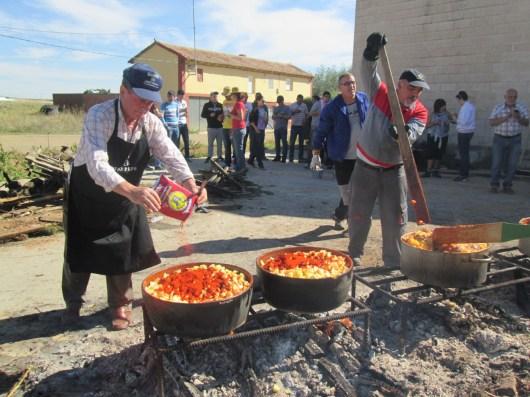 054 A la Rica Patata Matanza de los Oteros