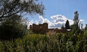 091 Castillo y Torre de la Iglesia de Alcuetas Alcuetas