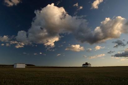 Nubes sobre Pajar