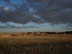 Nubes Oscurecen Gusendos