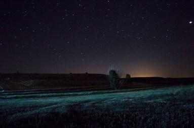 El Teso de Noche