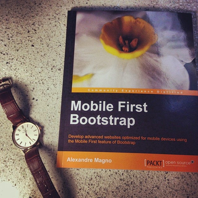 Mobiel First Bootstrap Book