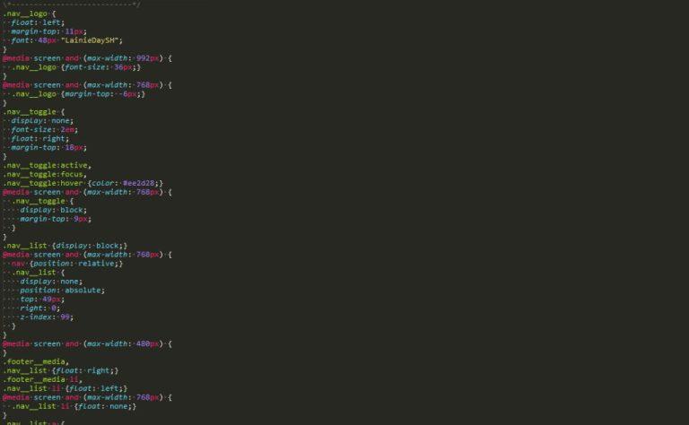 Bem Crash Course For Web Developers