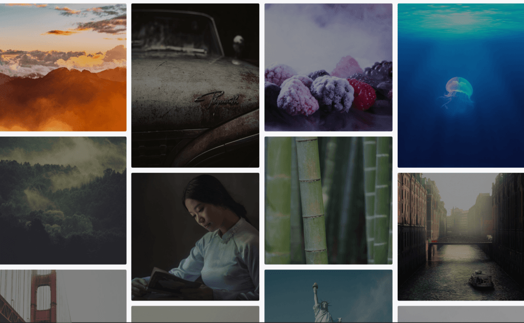 Masonry Image Gallery with Bootstrap 4 Modals - Alex Devero Blog