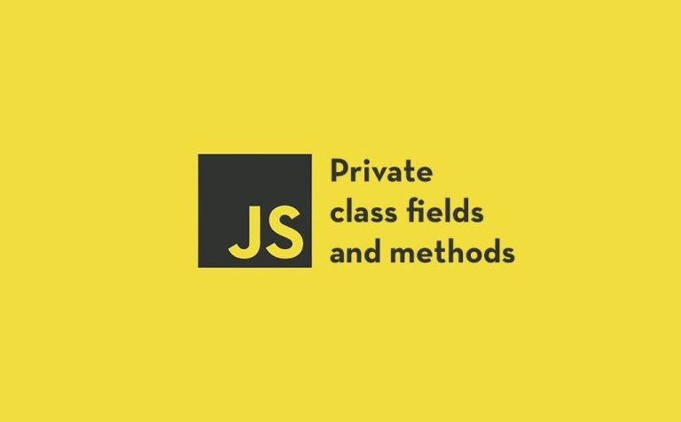 Private Class Fields and Methods in JavaScript feature image