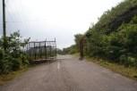 Pintu gerbang menuju kawasan G. Kelud.